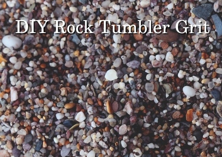 Homemade rock tumbler grit homemade ftempo for Living room ideas trackid sp 006