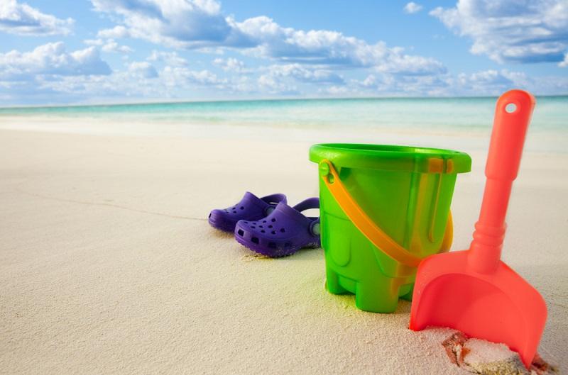 best beach sand scoop