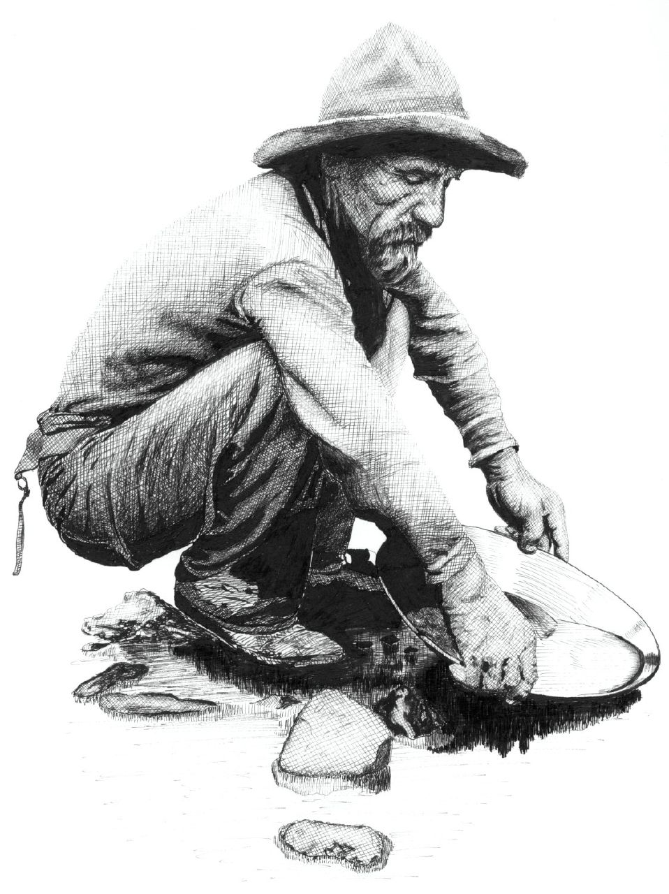 gold prospecting for beginners mining for gold