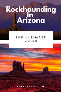 where to collect rocks in arizona