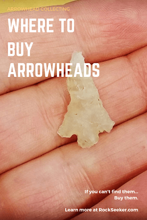 Authentic And Replica Indian Arrowheads For Sale (Where To Buy)