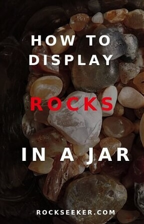 rock display ideas