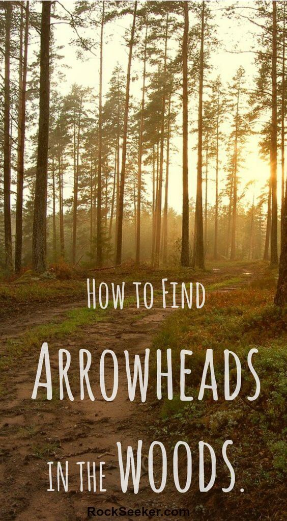 arrowhead hunting