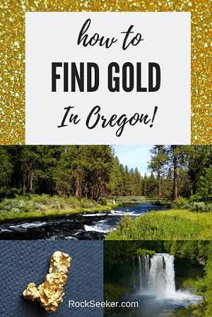 oregon gold prospecting locations