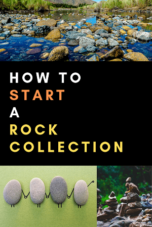 starting rock collection