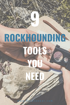 rock tools and geology tools