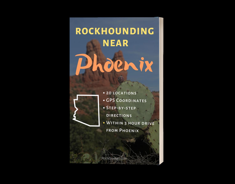 arizona rockhounding book
