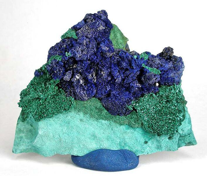 new mexico azurite