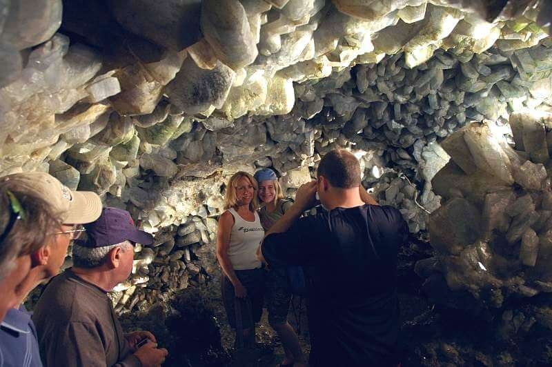 inside the worlds largest geode