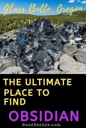 visitor guide to glass butte oregon