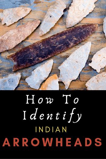 How to identify arrowhead types