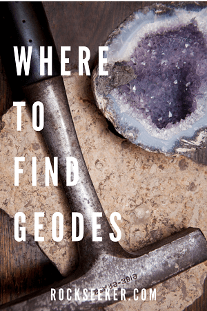 where to find geodes