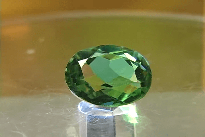 alexandrite gemstones are very rare