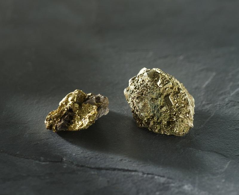 fools gold vs real gold