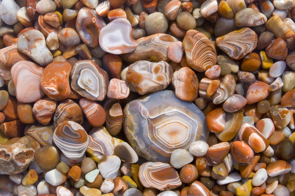 what are agates