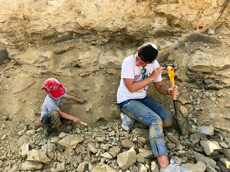 digging for keokuk geodes
