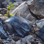 where to find obsidian in texas